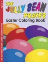 The Jelly Bean Prayer Easter Coloring Book