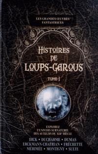 Histoires de loups-garous : Tome 1