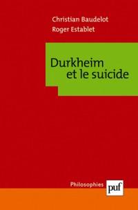 Durkheim et le suicide