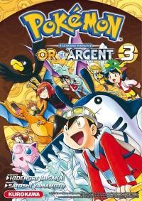 Pokémon Or et Argent - Tome 3