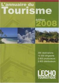 L'annuaire du Tourisme