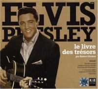 Elvis Presley : Le livre des trésors (1CD audio)