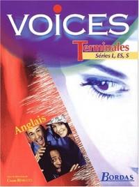 Voices : Anglais, terminale L, ES, S (Manuel)