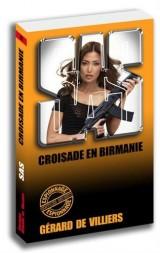SAS 98 Croisade en Birmanie [Poche]