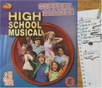 High School Musical Coffret karaoké