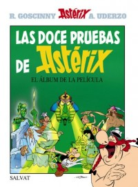 Las doce pruebas de Asterix/The Twelve Tasks of Asterix