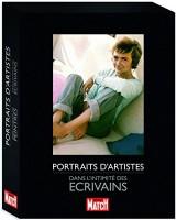 Portraits d'artistes : Coffret 2 volumes : Dans l'intimité des peintres ; Les écrivains, portraits intimes