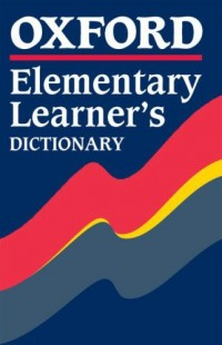 ELEMENTARY LEARNER'S DICTIONARY
