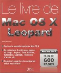 Le livre de Mac OS X Leopard