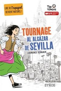 Tournage al Alcazar de Sevilla