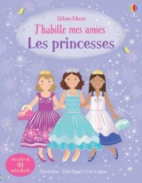 J'habille mes amies - Les princesses