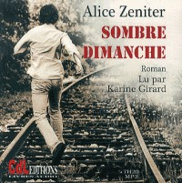 Sombre dimanche (1CD audio MP3)