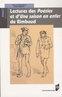 Lectures des Poésies et d'Une saison en enfer de Rimbaud