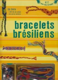 Kit Bracelets Bresiliens