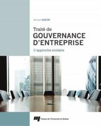 Traite de Gouvernance d Entreprises