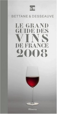 Le grand guide des vins de France : 2008 (1Cédérom)