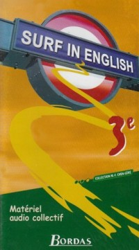 Surf in english 3e 3k7 classe 2003