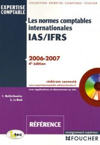 Les normes comptables internationales IAS/IFRS (1Cédérom)