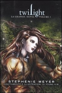 Twilight. La graphic novel