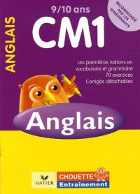 Anglais CM1 9/10 ans : Notions de base