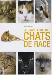 Le grand livre des chats de race