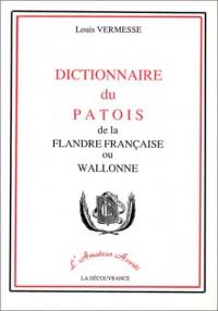 Dictionnaire du Patois de la Flandre Française