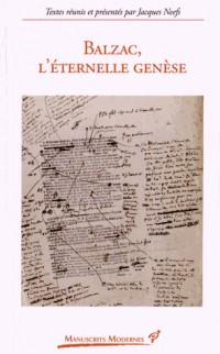 Balzac l Éternelle Genese