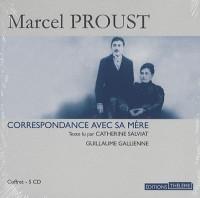Correspondance de Proust avec sa mère