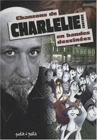 Chansons de Charlélie Couture en bandes dessinées