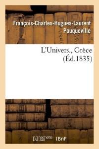 L Univers  Grece  ed 1835