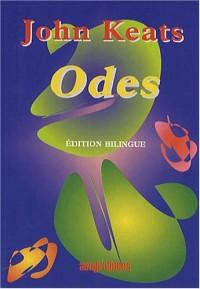 Odes : Edition bilingue français-anglais