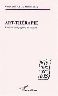 Art-thérapie : L'artiste compagnon de voyage