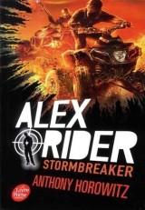 Alex Rider - Tome 1 - Stormbreaker (Coll.Réf.) - Version sans jaquette [Poche]