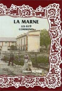 La Marne, les 619 Communes