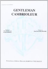 Dutronc Jacques Gentleman Cambrioleur Voice & Piano Book