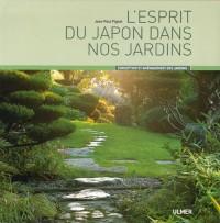 L'esprit du Japon dans nos jardins