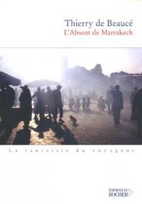 L'Absent de Marrakech