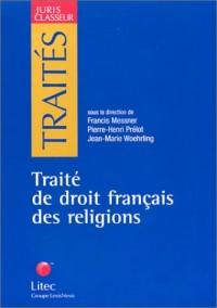 Traité du droit français des religions