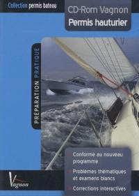 CD ROM Permis Hauturier Vagnon