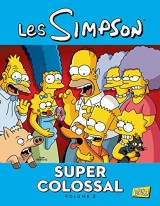 Les Simpson - Super colossal, Tome 2 :