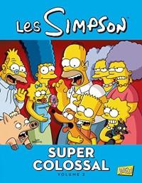 Les Simpson - Super colossal, Tome 2 :