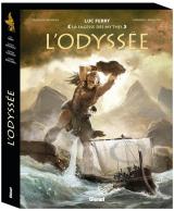 L'Odyssée - Coffret Tomes 01 à 04
