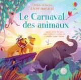 Le carnaval des animaux - Livre musical