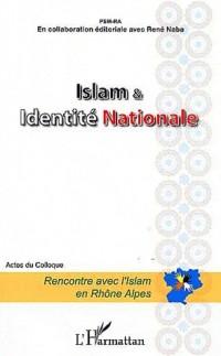 Islam et Identité Nationale