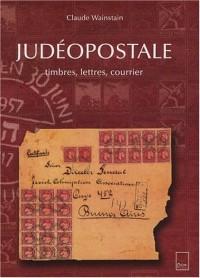 Judéopostale : Timbres, lettres, courrier