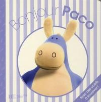 Bonjour Paco