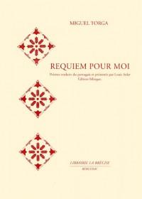 Requiem pour moi édition bilingue français-portuguais