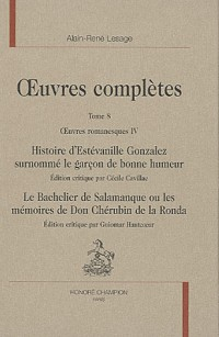 Oeuvres complètes : Tome 8
