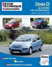 Rta 107.1 Citroën C3 Essence et Diesel