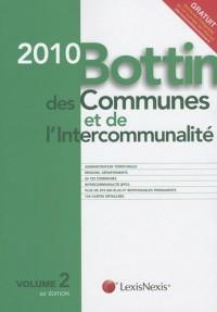 Bottin des Communes et l'Intercommunalité : Volume 2 (ancienne édition)